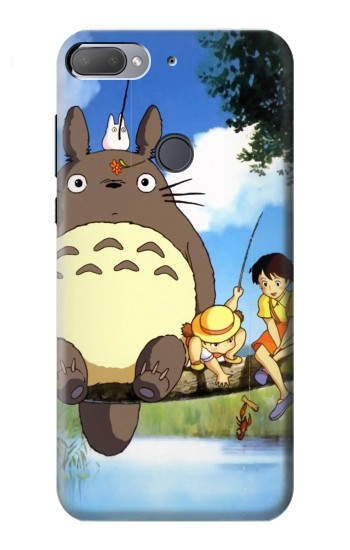 Printed Totoro and Friends HTC Desire 12+ Case