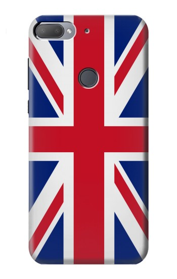 Printed Flag of The United Kingdom HTC Desire 12+ Case