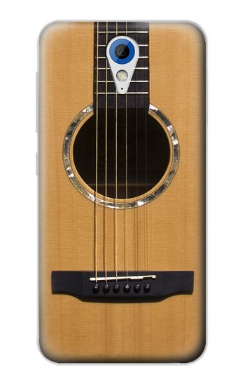 Printed Acoustic Guitar HTC Desire 620 Case