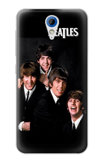Printed The Beatles HTC Desire 620 Case