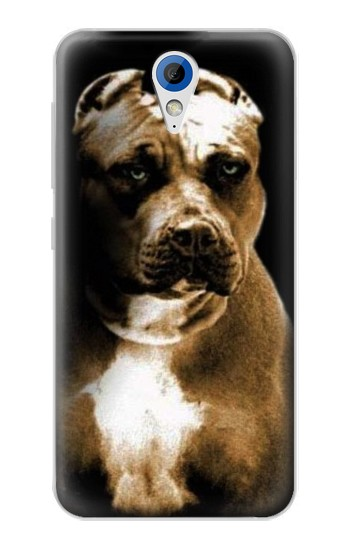 Printed PitBull HTC Desire 620 Case