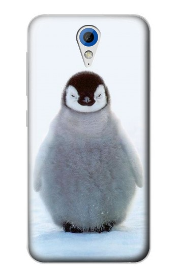 Printed Penguin Ice HTC Desire 620 Case