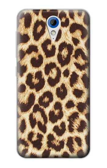 Printed Leopard Pattern Graphic Printed HTC Desire 620 Case