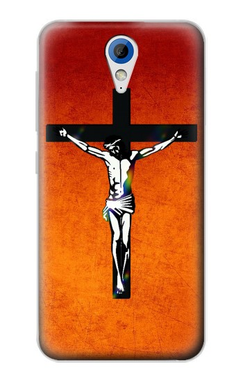 Printed Jesus Christ On The Cross HTC Desire 620 Case