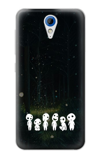 Printed Forest Spirit Princess Mononoke HTC Desire 620 Case