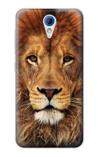 Printed Lion King of Beasts HTC Desire 620 Case