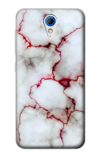 Printed Bloody Marble HTC Desire 620 Case