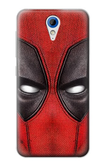 Printed Deadpool Mask HTC Desire 620 Case