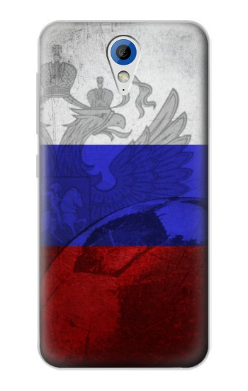 Printed Russia Football Flag HTC Desire 620 Case
