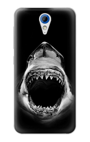 Printed Great White Shark HTC Desire 620 Case