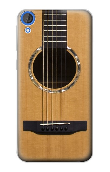 Printed Acoustic Guitar HTC Desire 820 Case