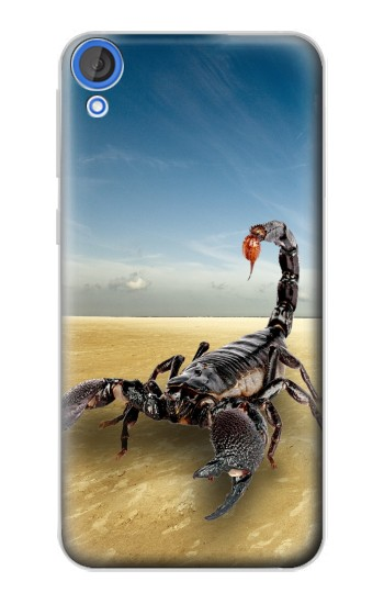 Printed Desert Scorpion HTC Desire 820 Case