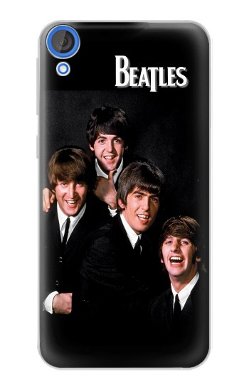 Printed The Beatles HTC Desire 820 Case