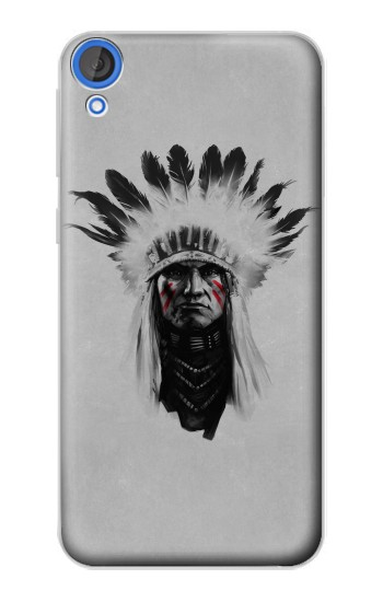 Printed Indian Chief HTC Desire 820 Case