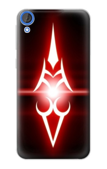 Printed Fate Stay Night Saber Command Spells HTC Desire 820 Case