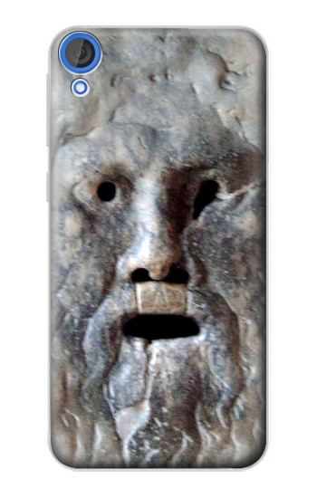 Printed Rome The Mouth of Truth HTC Desire 820 Case