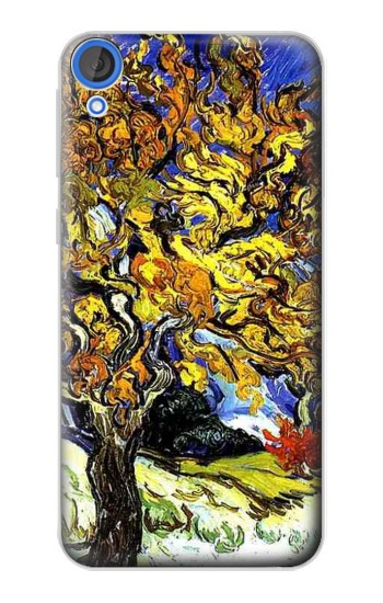 Printed Mulberry Tree Van Gogh HTC Desire 820 Case