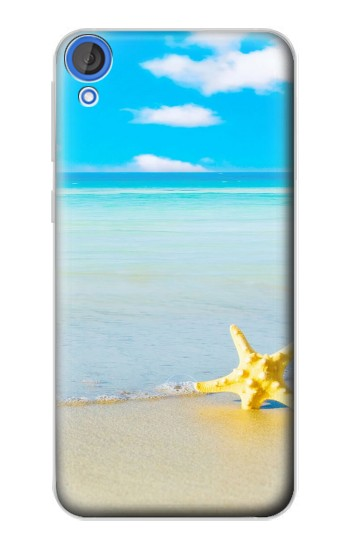 Printed Relax at the Beach HTC Desire 820 Case