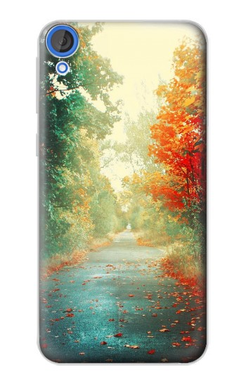 Printed Road Through The Woods HTC Desire 820 Case