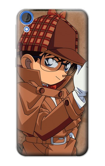 Printed Detective Conan Case Closed HTC Desire 820 Case