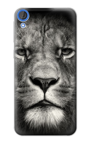 Printed Lion Face HTC Desire 820 Case