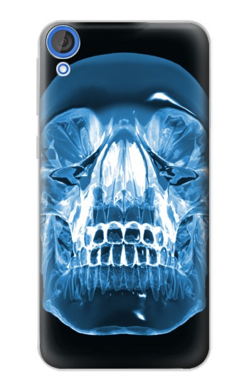 Printed Crystal Skull HTC Desire 820 Case
