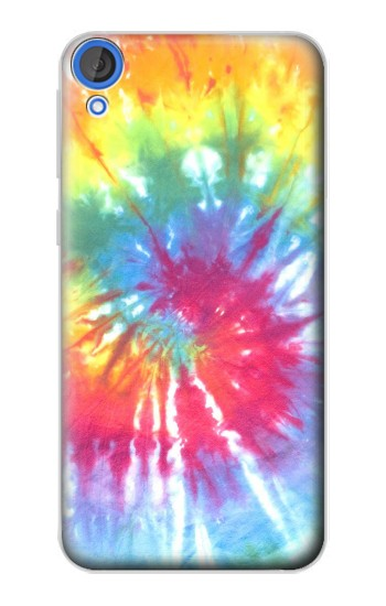 Printed Tie Dye Colorful Graphic Printed HTC Desire 820 Case