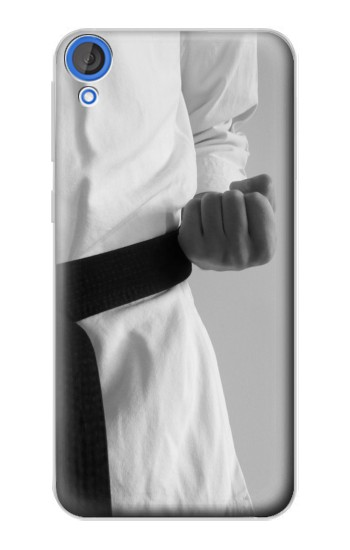 Printed Black Belt Karate HTC Desire 820 Case
