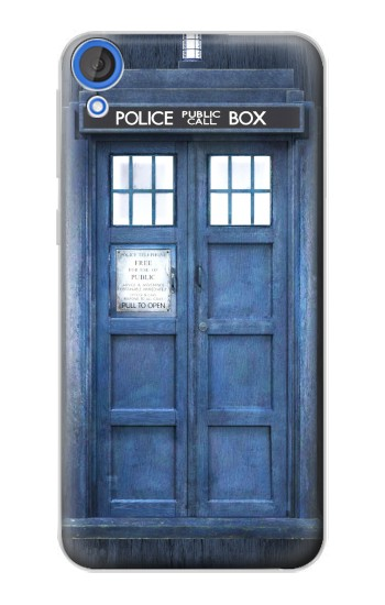 Printed Doctor Who Tardis HTC Desire 820 Case