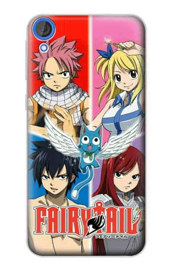Printed Fairy Tail Member HTC Desire 820 Case