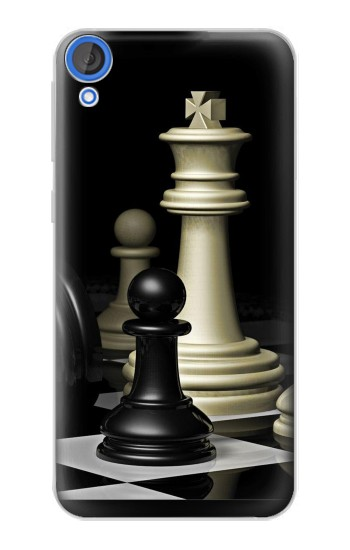 Printed Chess King HTC Desire 820 Case