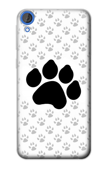 Printed Paw Foot Print HTC Desire 820 Case