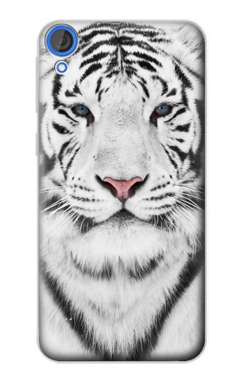 Printed White Tiger HTC Desire 820 Case