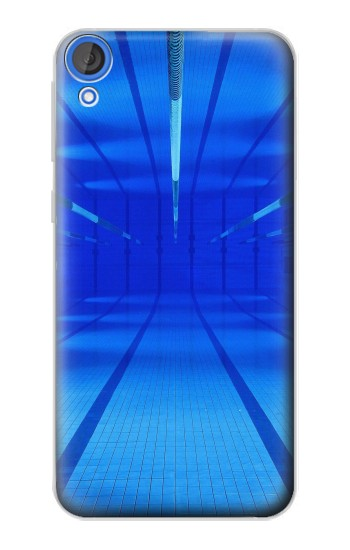 Printed Swimming Pool Under Water HTC Desire 820 Case