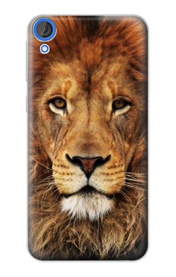 Printed Lion King of Beasts HTC Desire 820 Case