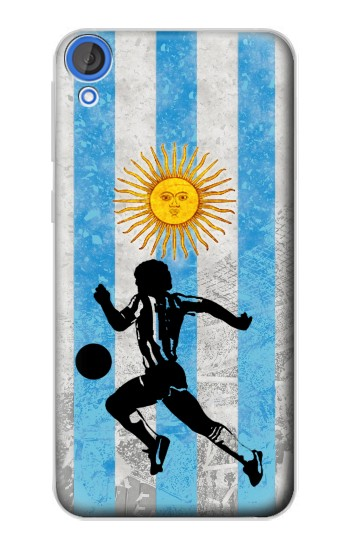 Printed Argentina Football Flag HTC Desire 820 Case