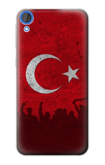 Printed Turkey Football Flag HTC Desire 820 Case