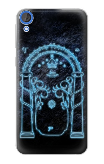 Printed Lord of The Rings Mines of Moria Gate HTC Desire 820 Case