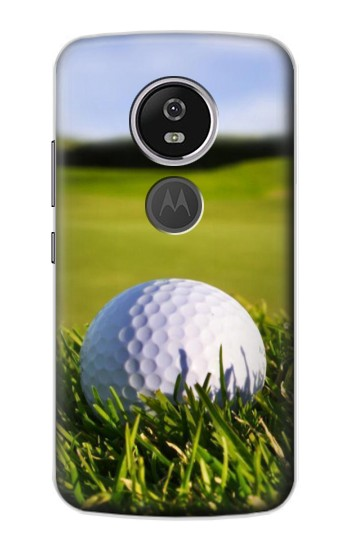 Printed Golf Motorola Moto E5 Plus Case