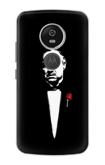 Printed Godfather Motorola Moto E5 Plus Case