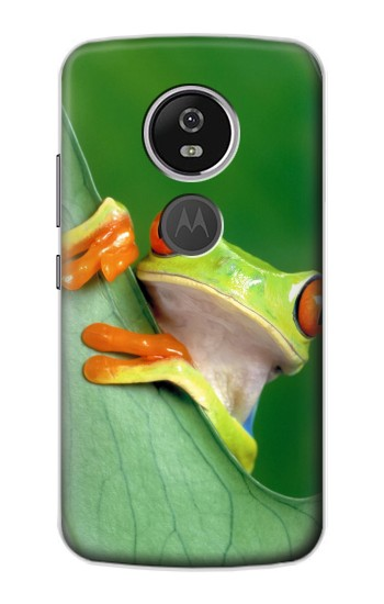Printed Little Frog Motorola Moto E5 Plus Case