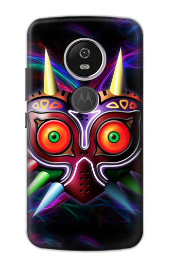 Printed The Legend of Zelda Majora Mask Motorola Moto E5 Plus Case