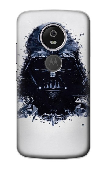 Printed Darth Vader Motorola Moto E5 Plus Case