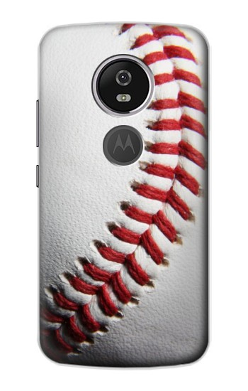 Printed New Baseball Motorola Moto E5 Plus Case