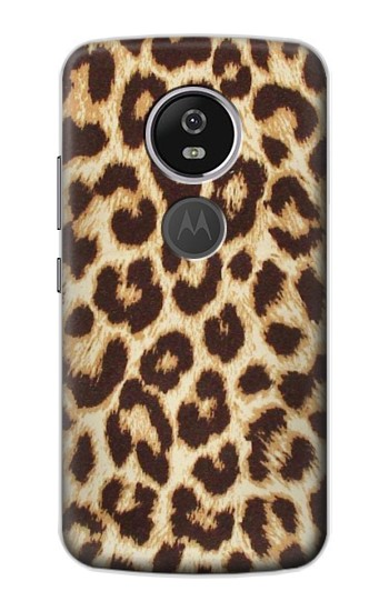 Printed Leopard Pattern Graphic Printed Motorola Moto E5 Plus Case