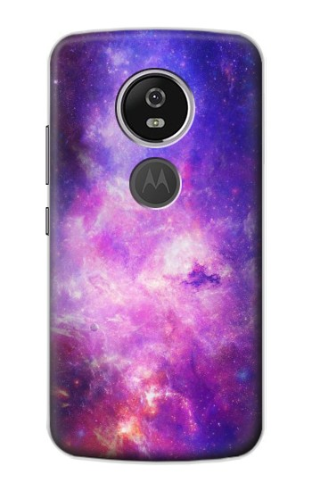 Printed Milky Way Galaxy Motorola Moto E5 Plus Case