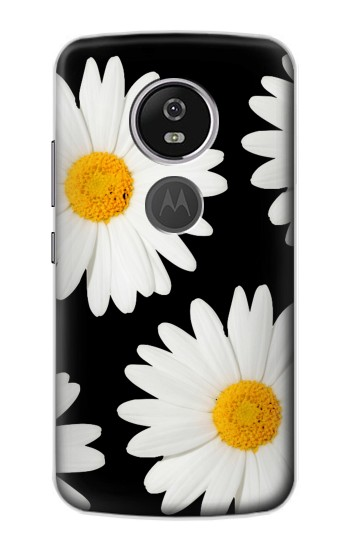 Printed Daisy flower Motorola Moto E5 Plus Case