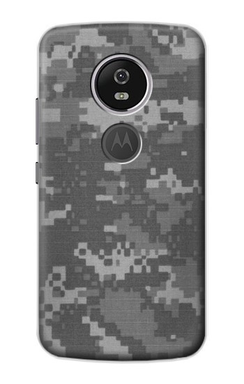 Printed Army White Digital Camo Motorola Moto E5 Plus Case