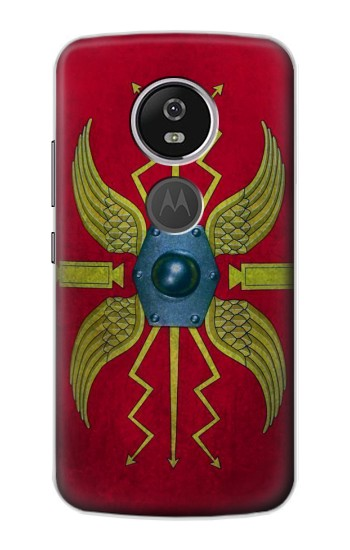Printed Roman Shield Scutum Motorola Moto E5 Plus Case