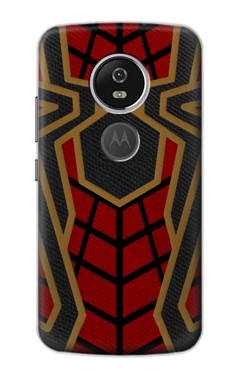 Printed Spiderman Inspired Costume Motorola Moto E5 Plus Case